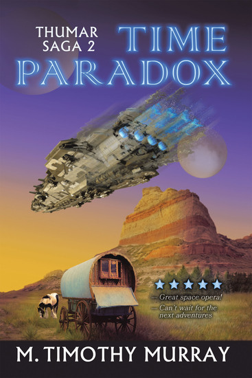 Time Paradox - Thumar Saga 2 - cover