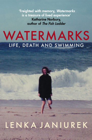 Watermarks - Life Death and Swimming - cover