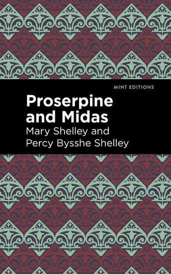 Proserpine and Midas - cover