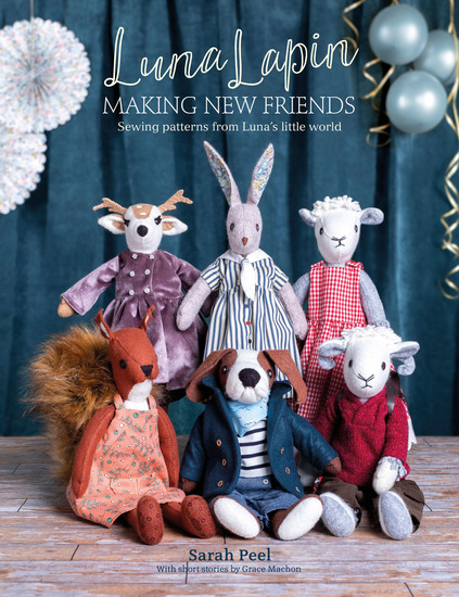 Luna Lapin - Making New Friends - cover