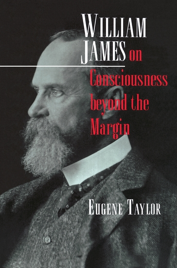 William James on Consciousness beyond the Margin - cover
