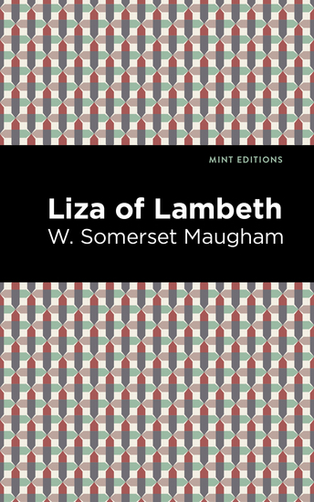 Liza of Lambeth - cover