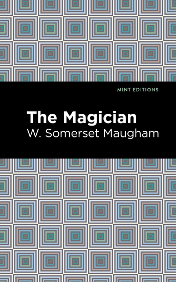 The Magician - cover