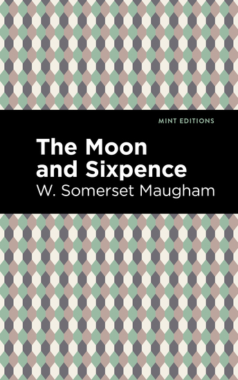 The Moon and Sixpence - cover