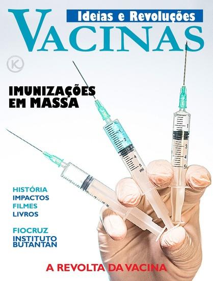 Ideias e Revoluções Ed 12 - Vacinação - cover