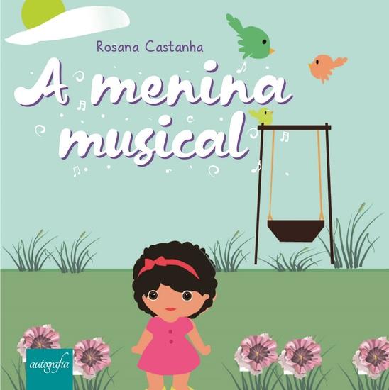 A menina musical - cover