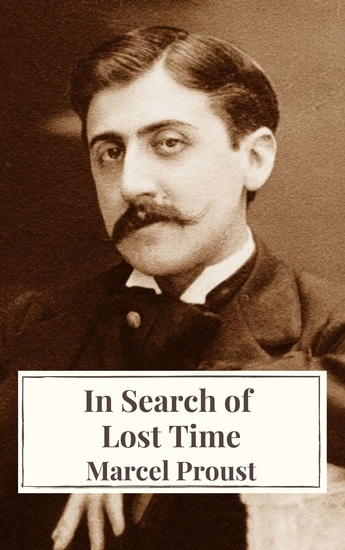 In Search of Lost Time - [volumes 1 to 7] - cover