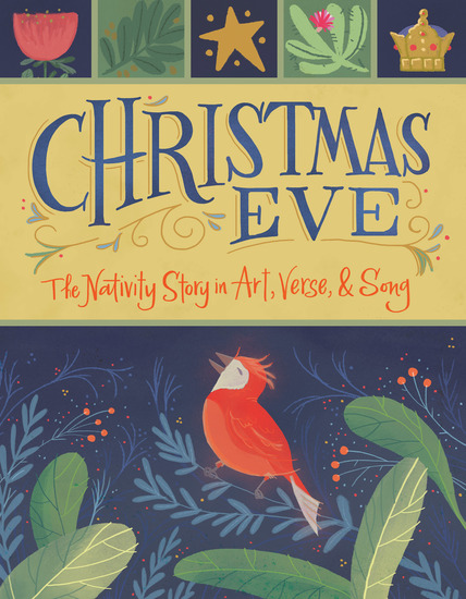 Christmas Eve - The Nativity Story in Art Verse and Song - cover