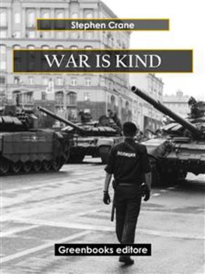 War is Kind - cover