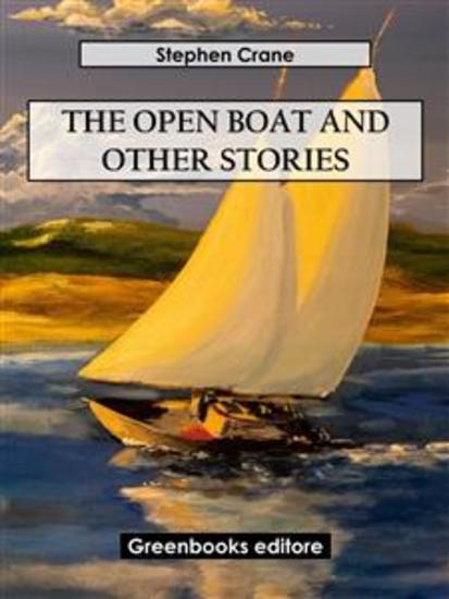 The Open Boat and Other Stories - cover