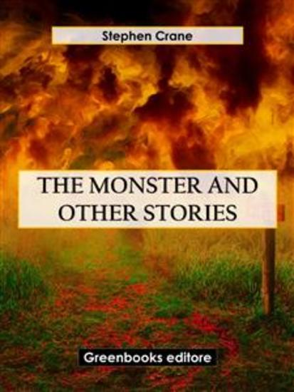 The Monster and Other Stories - cover