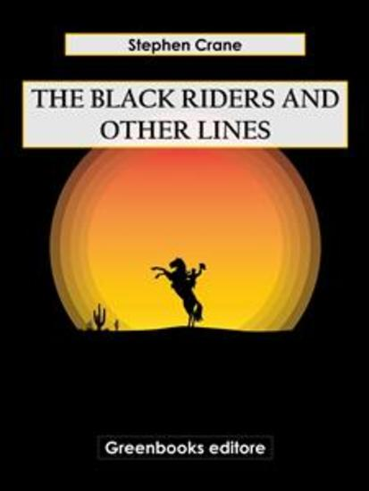 The Black Riders and Other Lines - cover