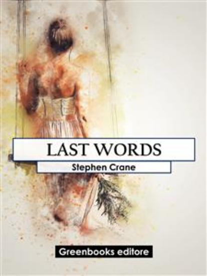 Last words - cover
