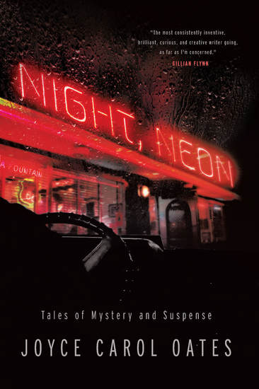 Night Neon: Tales of Mystery and Suspense - cover