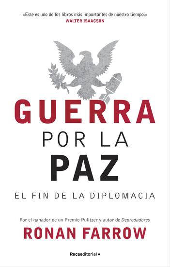 Guerra por la paz - El fin de la diplomacia - cover