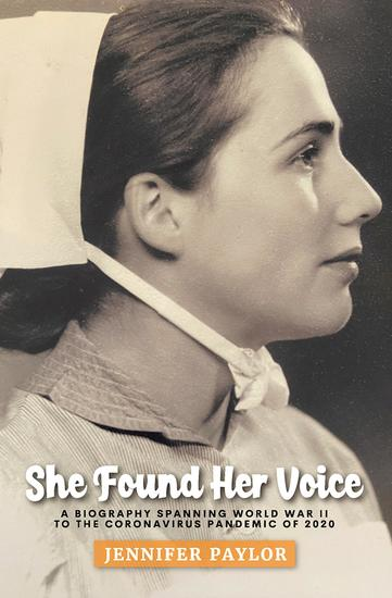 She Found Her Voice - cover