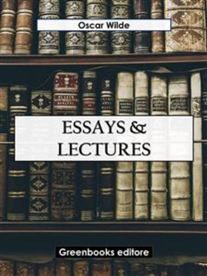 Essays & Lectures - cover