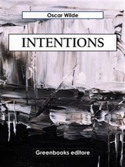 Intentions - cover