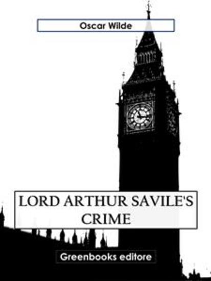 Lord Arthur Savile's Crime - cover