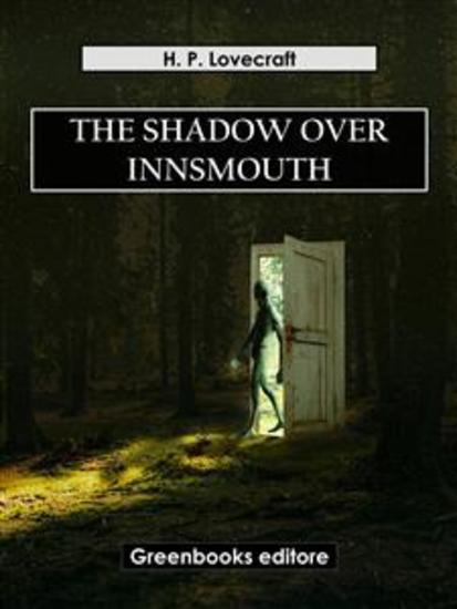 The shadow over Innsmouth - cover