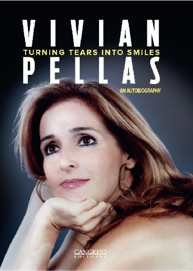 Vivian Pellas: Turning tears into smiles - cover