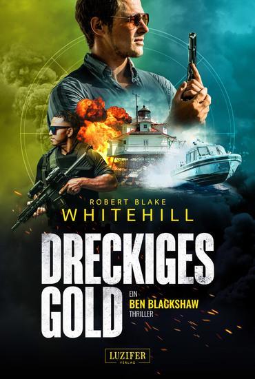 DRECKIGES GOLD - Thriller - cover