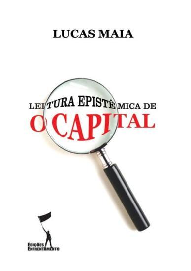 Leitura Epistêmica de O Capital - cover