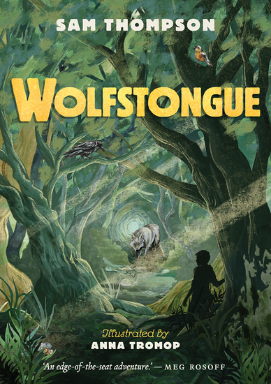 Wolfstongue - cover