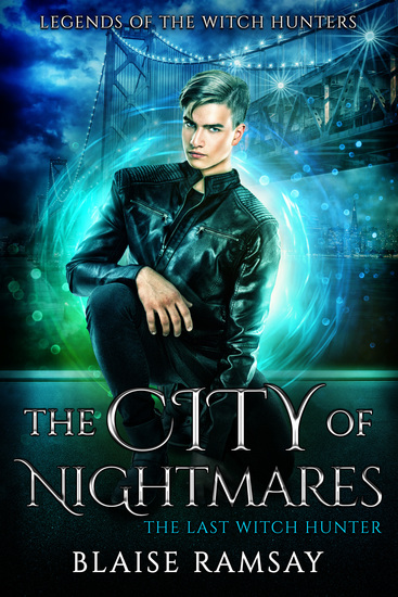 The City of Nightmares - The Last Witch Hunter - cover