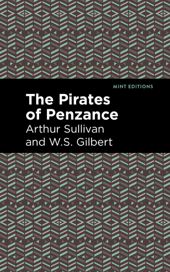 The Pirates of Penzance - cover