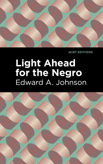 Light Ahead for the Negro - cover
