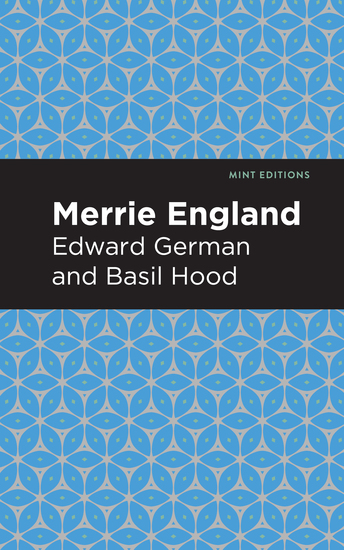 Merrie England - cover