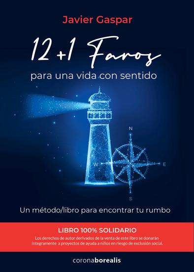 12+1 Faros para una vida con sentido - Un método libro para encontrar tu rumbo - cover