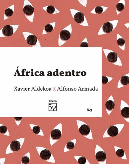 África adentro - Voces 3 - cover