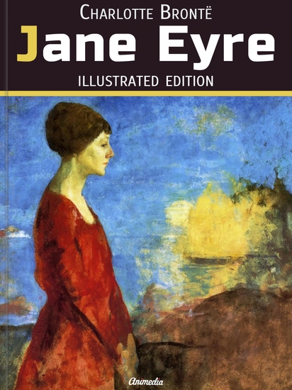 Jane Eyre (Illustrated Edition) - cover