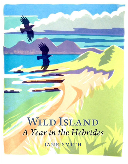 Wild Island - A Year in the Hebrides - cover
