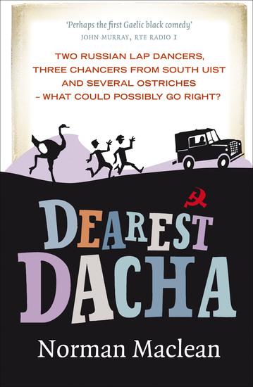 Dearest Dacha - cover