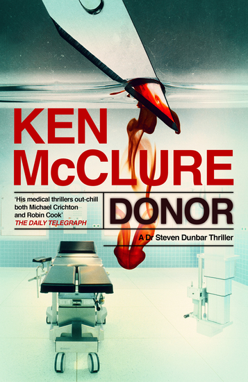Donor - cover