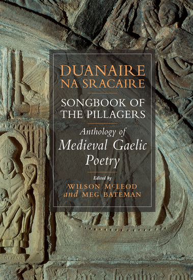 Duanaire Na Sracaire - Anthology of Medieval Gaelic Poetry - cover