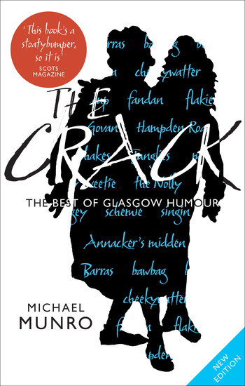 The Crack - The Best of Glasgow Humour - cover
