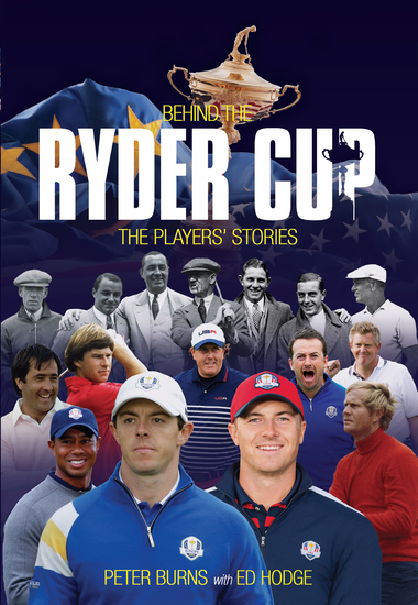 Behind the Ryder Cup - The Players' Stories - cover