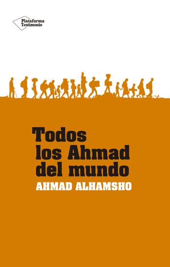 Todos los Ahmad del mundo - cover