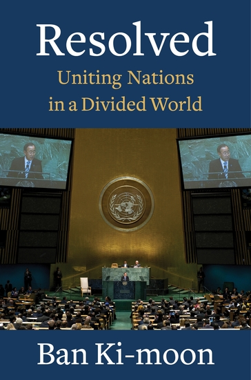 Resolved - Uniting Nations in a Divided World - cover