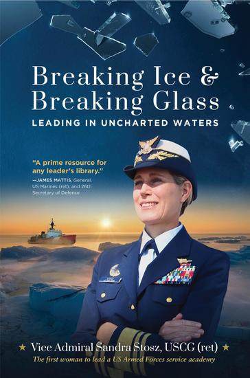 Breaking Ice and Breaking Glass - Leading in Uncharted Waters - cover