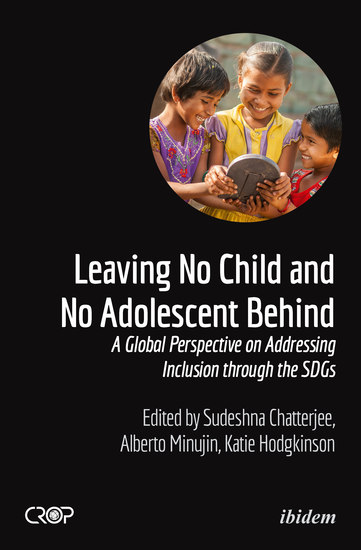 Leaving No Child and No Adolescent Behind - A Global Perspective on Addressing Inclusion through the SDGs - cover