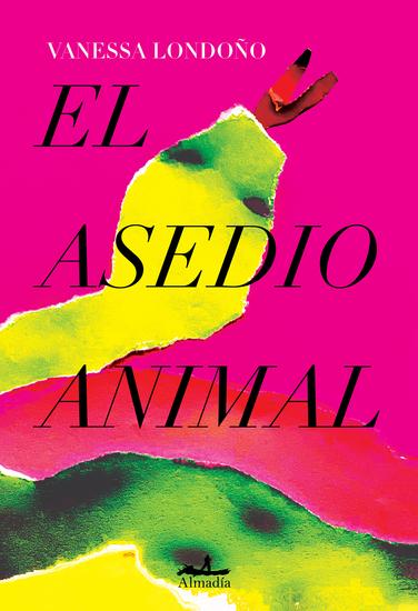 El asedio animal - cover