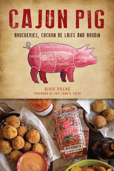 Cajun Pig - Boucheries Cochon de Laits and Boudin - cover