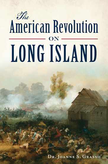 The American Revolution on Long Island - cover