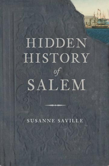 Hidden History of Salem - cover