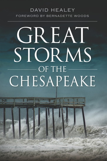 Great Storms of the Chesapeake - cover